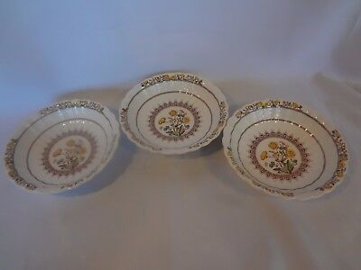 REPLACEMENT SPODE Bone China Saucer PERSIA Y8018