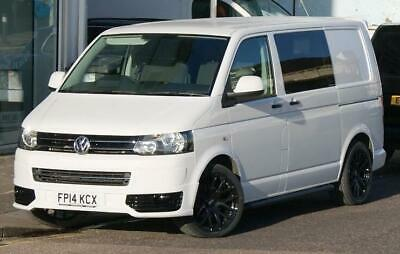 2014 14 VW TRANSPORTER T5 2.0TDi SWB 2 BERTH 6 SEAT SURFWAGON DAY VAN SPORT PACK