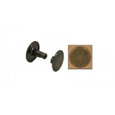 Rapid Rivets Medium Antique Nickel Plated 100//pk By Tandy Leather 1273-16