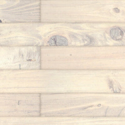 1/12 Streets Ahead Dolls House Whitewashed Old Floorboards Flooring A3 Card