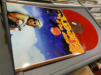 Queens Of Stone Age Lp Red Vinyl First Lp