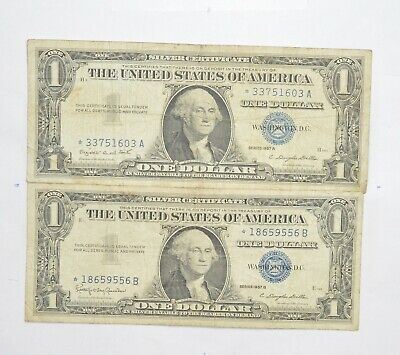 BULK Lot 25-1957 $1.00 Dollar US Note Silver Certificate Collection $1