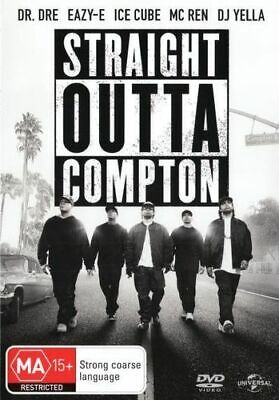 NEW Straight Outta Compton DVD Free Shipping