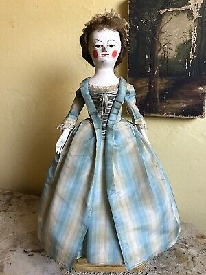New Queen Anne English Wooden Doll