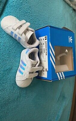 ADIDAS ORIGINALS SUPERSTAR 2 Crib Baby 1. Sneaker Krabbel