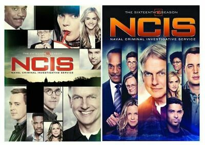 NCIS Naval Criminal Investigative Service Seasons 15-16 Brand New US SELLER