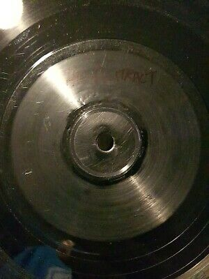 Dope - The Contract - Single Sided / Etched - Rugged Vinyl - Rare