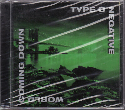 World Coming Down by Type O Negative (CD, 1999, Roadrunner BMG) NEW