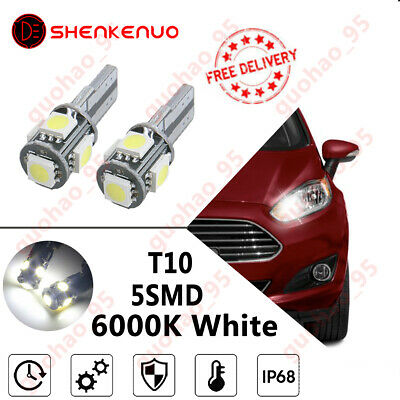 Bright White Xenon Upgrade Ford Transit Mk7 LED SMD Number Plate Light