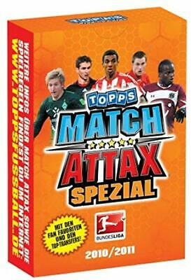 Topps - TO90336 - Topps - Pack de cartes a collectionner Match Attax Special...