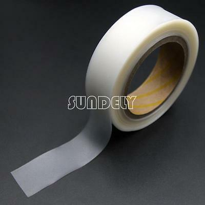 SUNDELY/® 20mm Wide Seam Sealing Tape 2Layer for Waterproof PU Coated Fabrics Black 20m