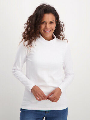 NEW FAVOURITES Womens Cotton Skivvy by Best&Less