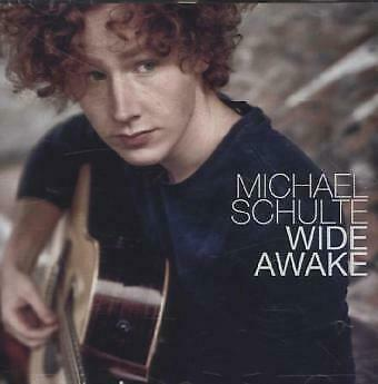 Michael Schulte - Wide Awake CD Very Us Records NEW