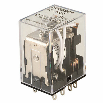 JV24S-KT DIP-4 Electromechanical Relay 24VDC 5A SPST-NO Power Relay   X