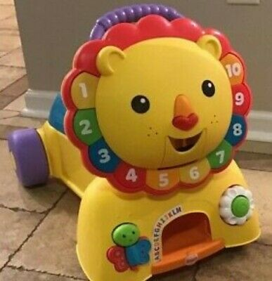 Stride /& Ride Lion RRP 39.99 lot B5578 5568578 Fisher-Price 3-in-1 Sit