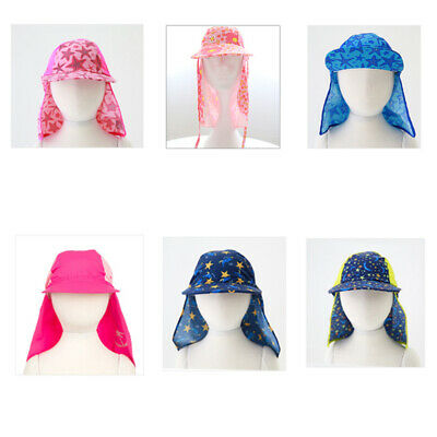 Boys Girls Kids Swimming Cap Children Nylon Waterproof Cartoon Elastic Printed