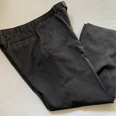 Brooks Brothers Regent Pants 40 X 32 Gray Wool