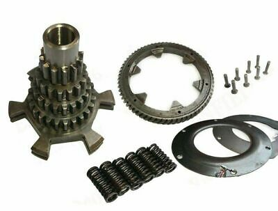 Vespa Gear Cluster 12-16-20-25 Counter Shaft 67 Cogs CAD