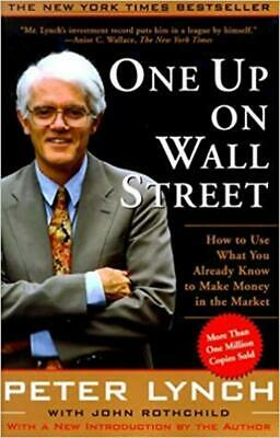 One Up On Wall Street - Peter Lynch [Digital , 2000 ]
