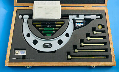 "Mitutoyo Digimatic Outside Micrometer 0-6"" (340-711)"