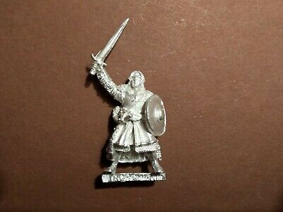 Lord of the Rings LOTR GW Metal Boromir with Shield