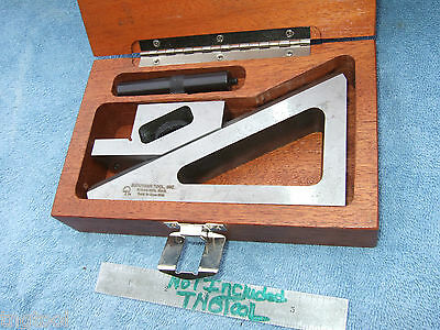 PG-613 SUBURBAN TOOL Co. PLANER GAGE stained TOOLMAKER INSPECTION GRIND LAYOUT