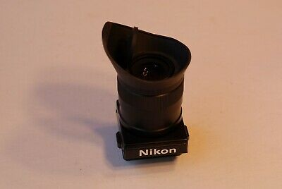 Nikon DW-4 Waist Level 6x High Magnifier Finder for F3 in Excellent Cond. DW4