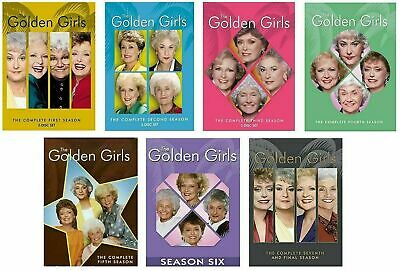 The Golden Girls: Complete Series Seasons 1-7 DVD