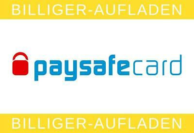 paysafecard 30 € - NO PAYPAL! - per Email/SMS+Brief - paysafe card 30 - pay-safe