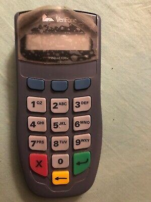 VeriFone PINpad 1000SE for VeriFone Credit Card Readernew needs basic phone cord