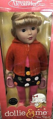 madame alexander dollie & me blonde 18 Inch doll girls