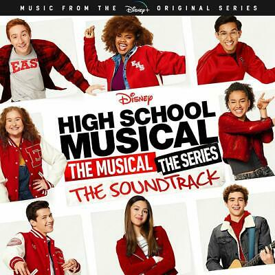 HIGH SCHOOL MUSICAL: THE MUSICAL: THE SERIES CD (Released March 13th 2020)