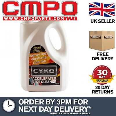 CYKO ABC Refill Accelerated Bike Cleaner 4 Litre (MEQ004) (#004)