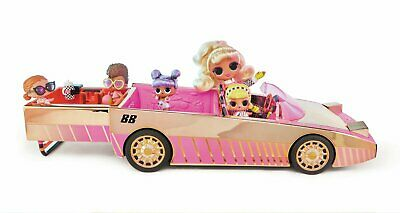 LOL Surprise! Car Pool Coupe with Exclusive Doll