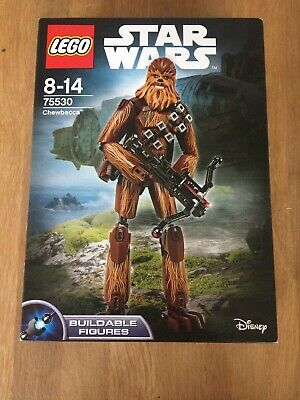 LEGO Star Wars Chewbacca Wookiee Buildable Figure 75530 New Sealed