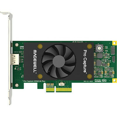 Magewell 11150 Pro Capture HDMI 4K Plus Capture Card
