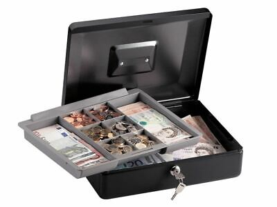 Medium Cash Box with Keyed Lock MLKCB12ML