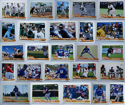 2020 Topps Opening Day Spring Has Sprung Card Complete Your Set U Pick From List