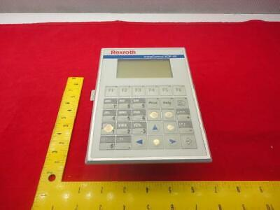 Rexroth IndraControl VCP05 Operator Panel T20716