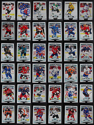 2019-20 Upper Deck OPC Update Base Marquee Rookie Cards Complete Your Set U Pick