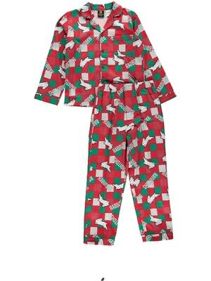 NEW RABBITOHS Nrl Toddlers Flannel Pjs by Best&Less