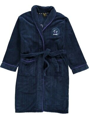 NEW STORM Nrl Youth Dressing Gown by Best&Less