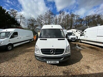 Mercedes-Benz Sprinter 63 REG  310 LWB High Roof Ex Company  128K