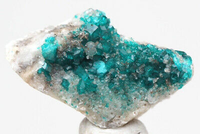 RSE568 ✔100/% Genuine Dioptase Healing Crystal Mineral Congo Africa