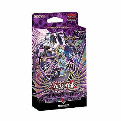 Yu-Gi-Oh! TCG Shaddoll Showdown Structure Deck NEW