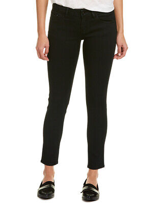 The Kooples Leather Panel Pant Women's  26