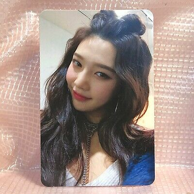 Joy Official Photocard Red Velvet The Perfect  kpop A