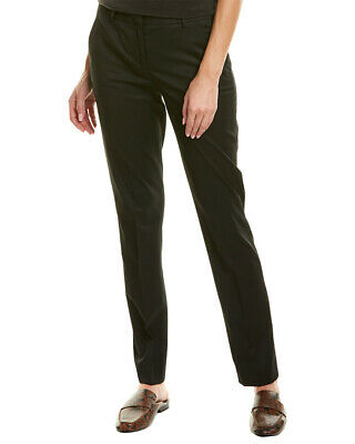 The Kooples Out Wool-Blend Pant Black Women's