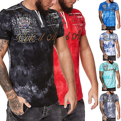T-Shirt Hommes Manches Courtes Col Rond Toretto casually modèle 1490
