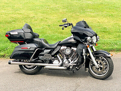 2014 Harley-Davidson Touring  2014 Harley-Davidson Electra Glide Ultra Classic FLHTCU 5,986 Miles! w/ Extras!